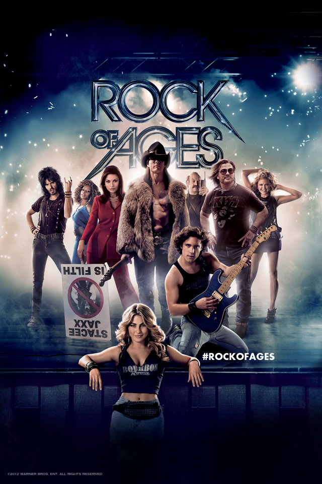 Rock Of Ages Official Site Trailer Photos Synopsis Downloads